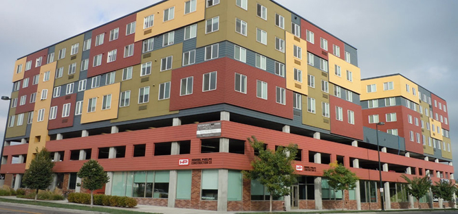 The wells partnership 501 lincoln terrace apartments for The terrace apartments