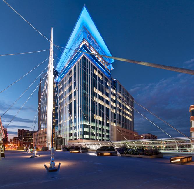 The Wells Partnership Davita World Headquarters