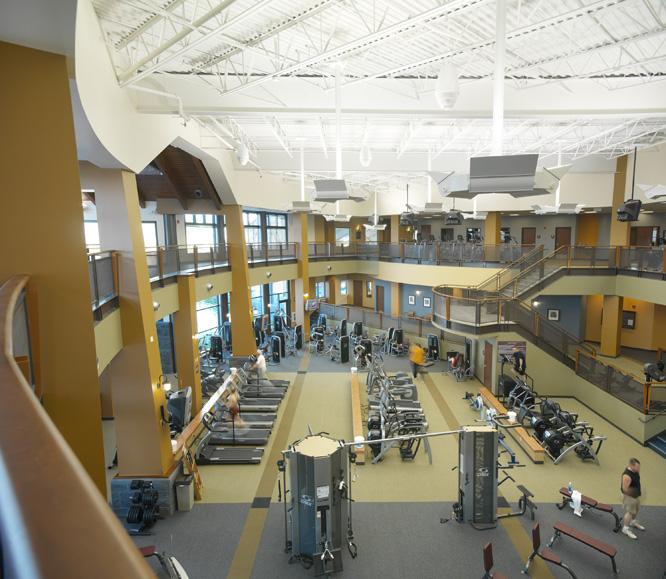 The Wells Partnership Trails Recreation Center